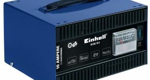 KFZ Batterieladegerät Test Platz 6
