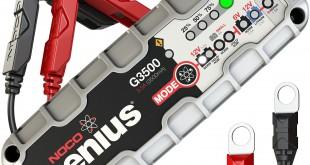 KFZ Batterieladegerät Test Platz 3