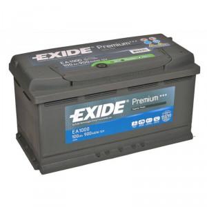 Exide-Premium-Superior-Power-EA1000-100Ah-Autobatterie-einbaufertig