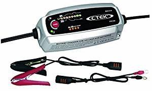 Autobatterie Ladegerät Test