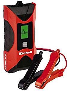 Autobatterie Ladegerät Test Einhell Platz 5